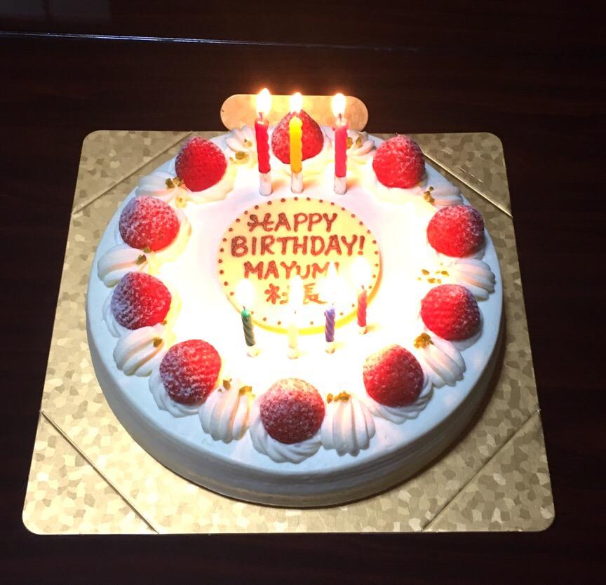 ☆金澤まゆみ Birthday☆